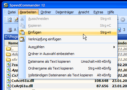 SC im Office 2007-Design (XP)