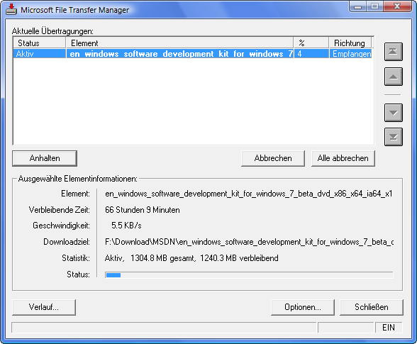 Download Windows SDK