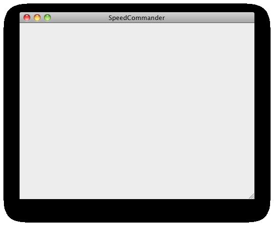 SpeedCommander für MacOS X